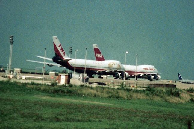 Twa Kansas City Airport