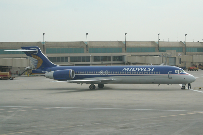 Airlines At Mci In Kansas City
